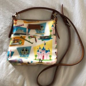 Dooney & Burke x Disneyland Crossbody Bag